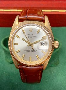 Rolex Datejust 1601 36mm Yellow Gold