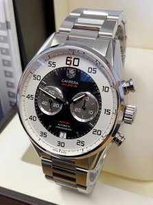 Tag Heuer Carrera CAR2B11 Grey dial