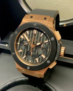 Hublot Big Bang 44mm 301.PM.1780.RX Rose Gold