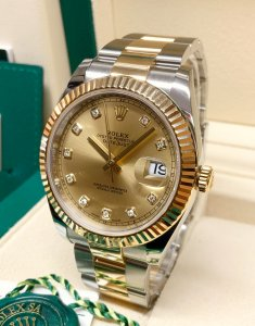 Rolex Datejust 41mm 126333 Bi/Colour