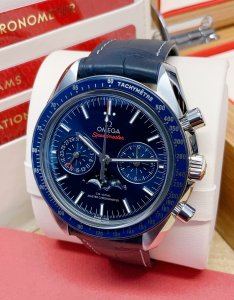 Omega Speedmaster Moonwatch Moonphase 304.33.44.52.03.001