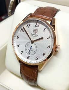 Tag Heuer Carrera  WAS2140 39mm Rose gold