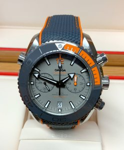 Omega Planet Ocean Chronograph 45.5mm 215.92.46.51.99.001