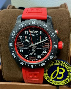 Breitling Endurance Pro X82310 44mm Red