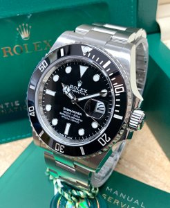 Rolex Submariner Date 126610LN Black