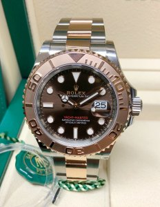 Rolex Yacht-Master 40 126621 Chocolate Dial