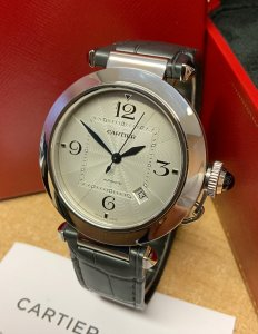 Cartier Pasha Automatic WSPA0010 41mm