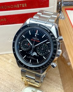 Omega Speedmaster Moonphase 304.30.44.52.01.001