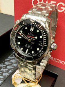 Omega Seamaster 50th Anniversary 36mm 212.30.36.20.51.001