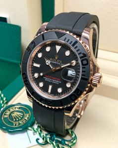 Rolex Yacht-Master 40 126655 Rose Gold