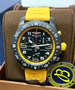 Breitling Endurance Pro X82310 44mm Yellow