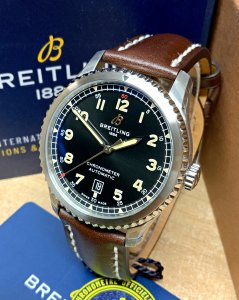 Breitling Aviator 8 A17315 Automatic 41