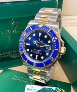 Rolex Submariner Date 126613LB Bi/Colour