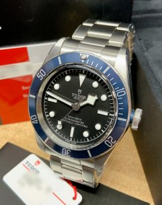 Tudor Heritage Black Bay 41mm 79230B