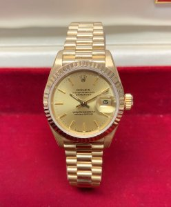 Rolex Datejust 26mm 69178 Yellow Gold