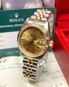 Rolex Datejust 26mm 69173 Bi/Colour
