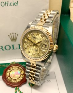 Rolex Datejust 26mm 79173 Diamond Jubilee