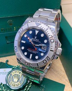 Rolex Yacht-Master 40 126622 Blue Dial