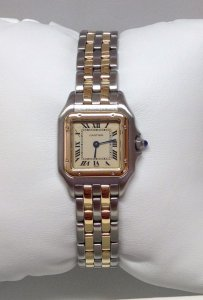 Cartier Panthere 1057917 Ladies Bi/Colour Small