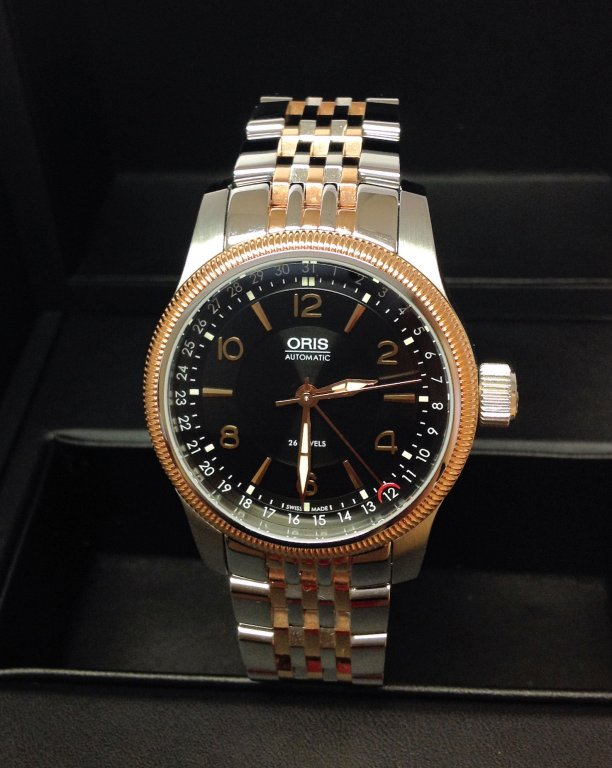 Oris Big Crown Pointer Date 01 754 7628 4364