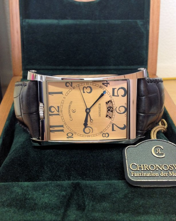 Chronoswiss Imperator CH2873 New Old Stock