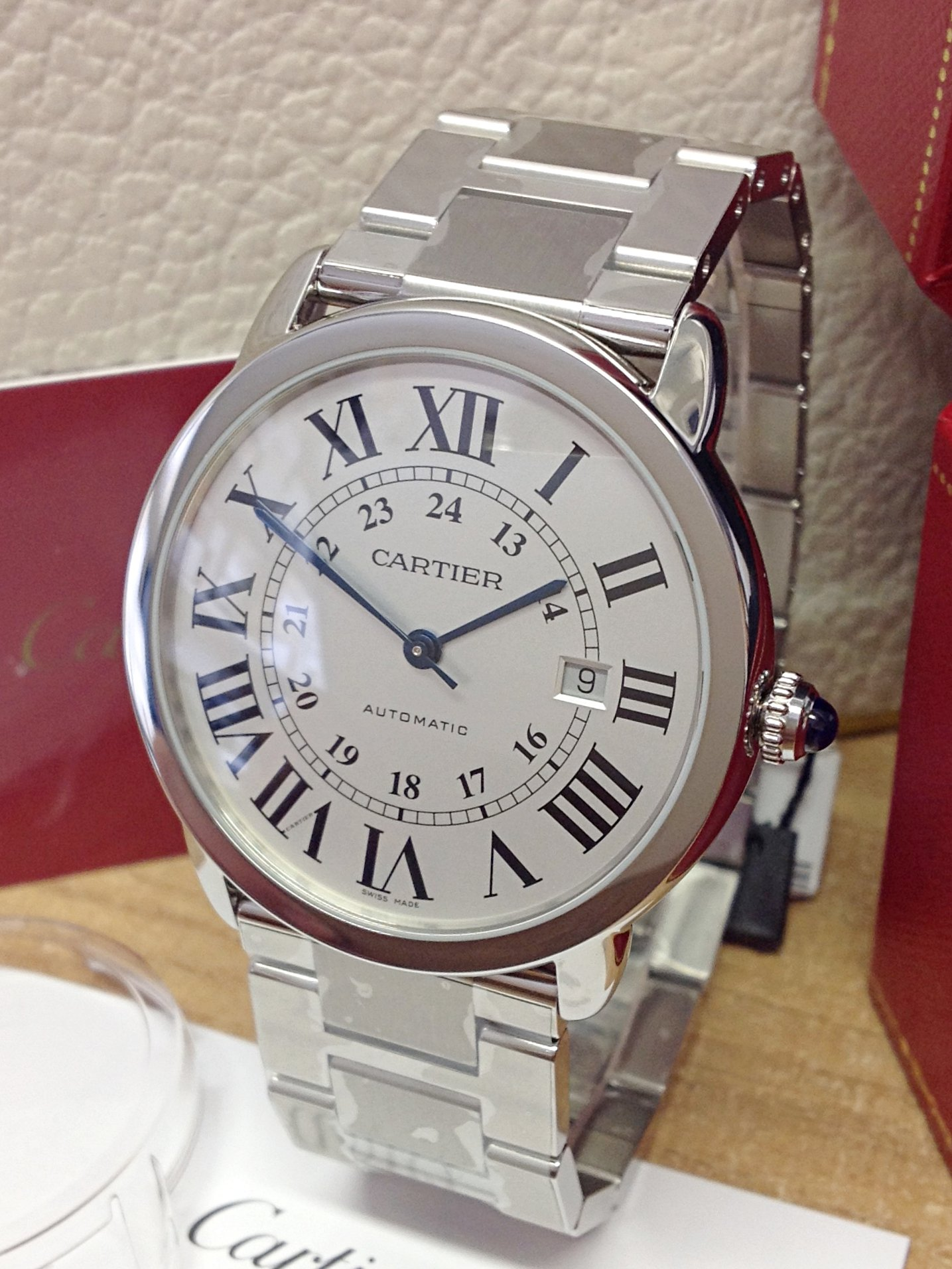 Cartier Ronde Solo W6701011 42mm
