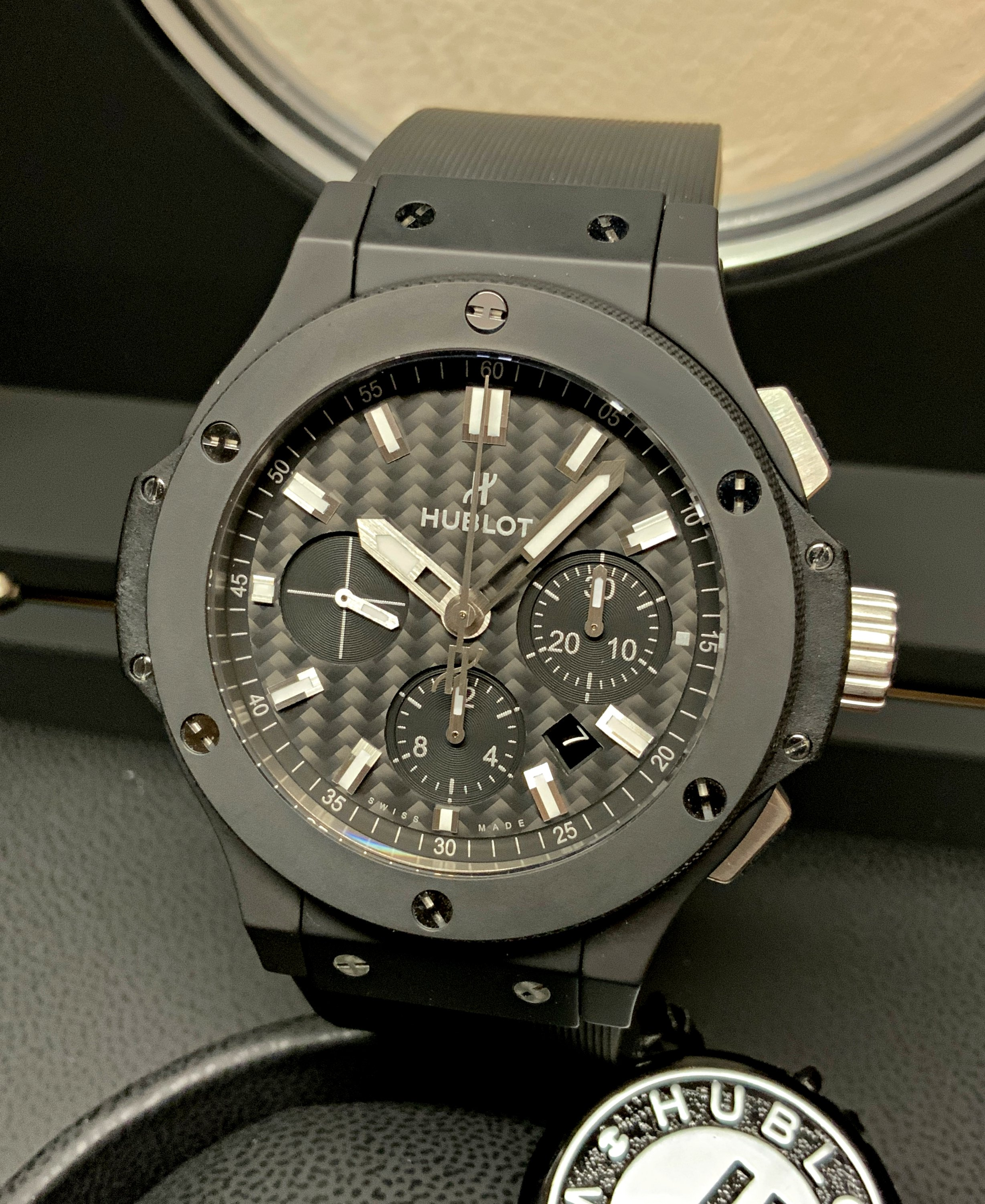Hublot Big Bang Black Magic 44mm 301.CI.1770.RX